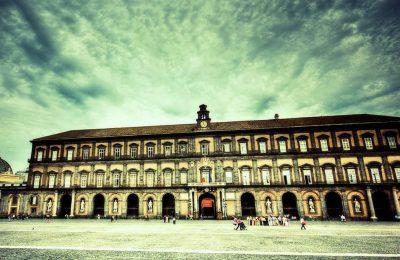 افضل 4 انشطة في القصر الملكي نابولي ايطاليا