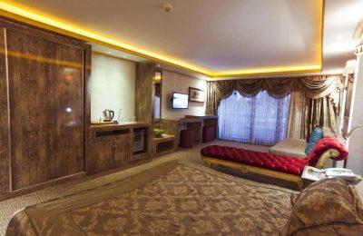 تقرير مفصل عن فندق اسلان اسطنبول