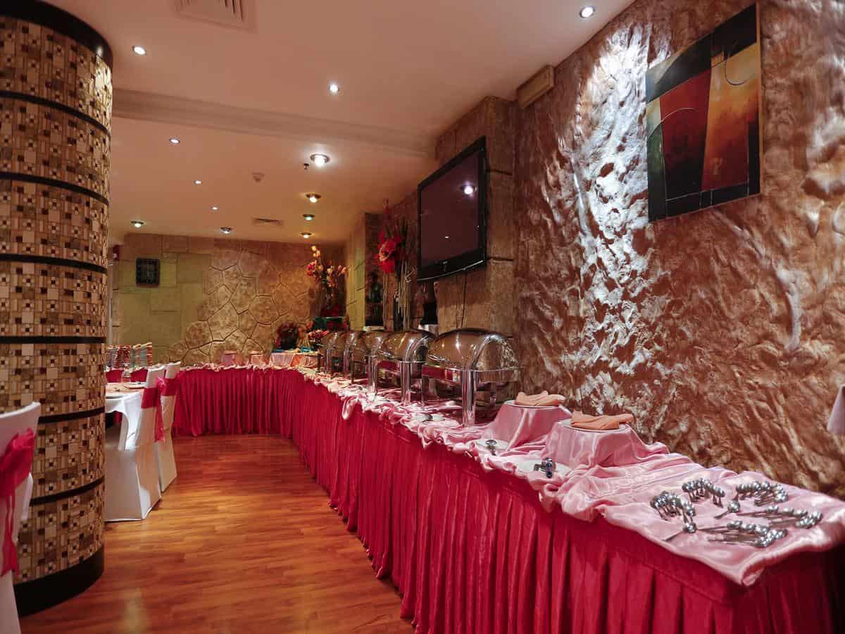مطعم فندق بانوراما جراند دبي