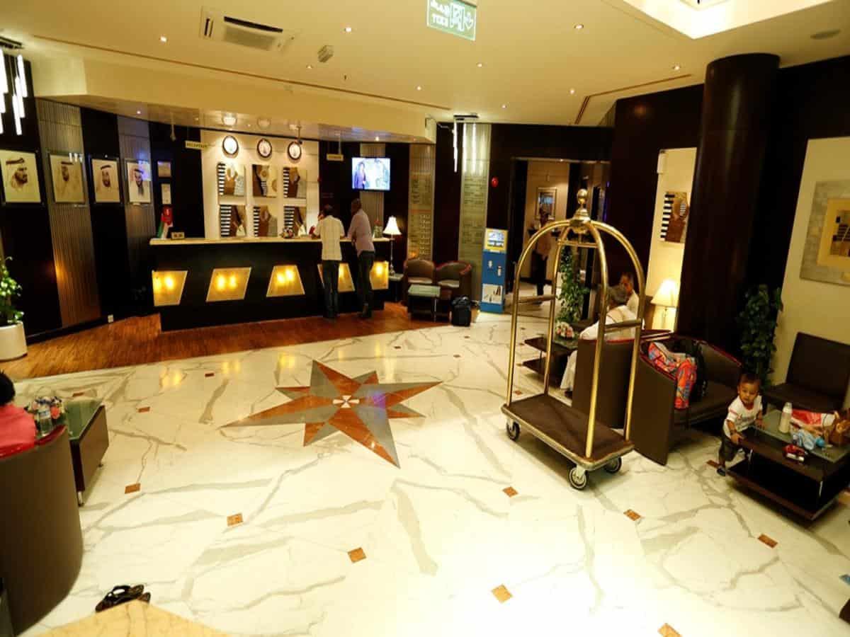 مرافق فندق بانوراما جراند دبي