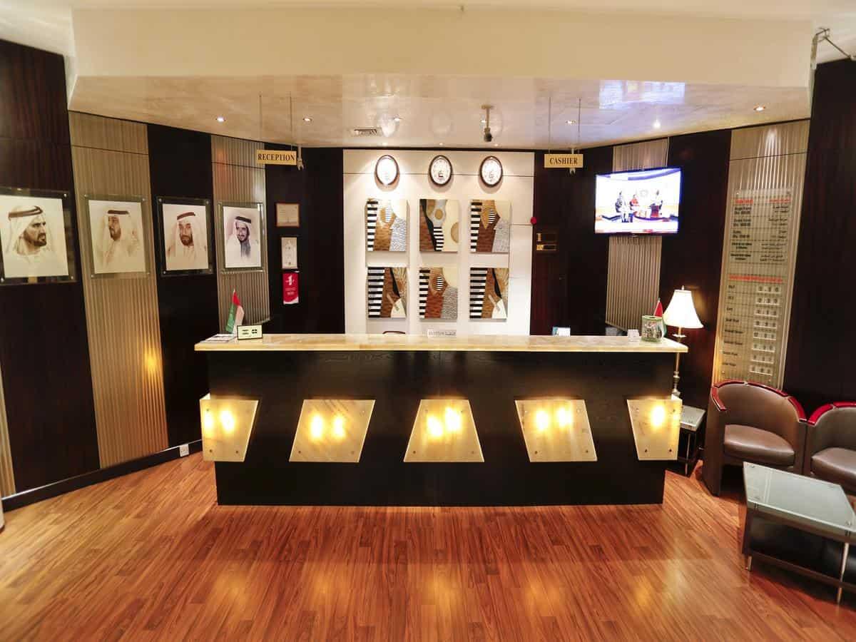 فندق بانوراما جراند دبي