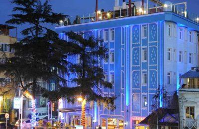 تقرير رائع عن فندق بلو هاوس اسطنبول