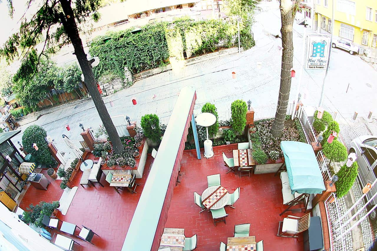 تقييم فندق بلو هاوس اسطنبول
