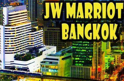 تقرير شامل عن فندق جي دبليو ماريوت بانكوك تايلاند