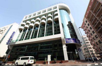 تقرير شامل عن فندق دلمون دبي