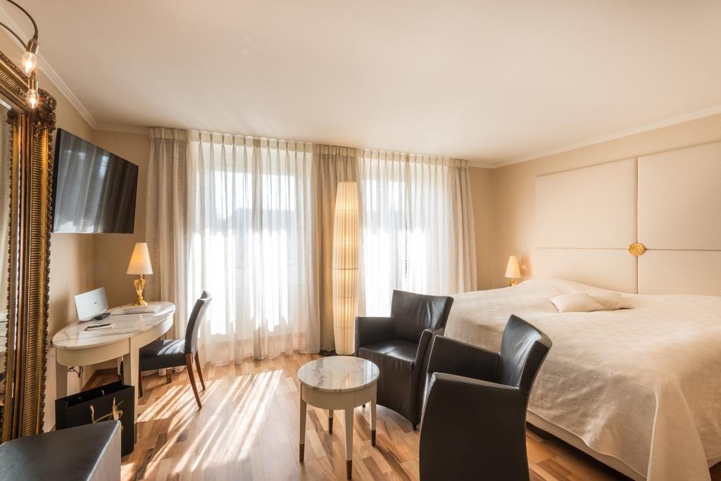 فندق دي بالانس أجمل فنادق لوزيرن على النهر