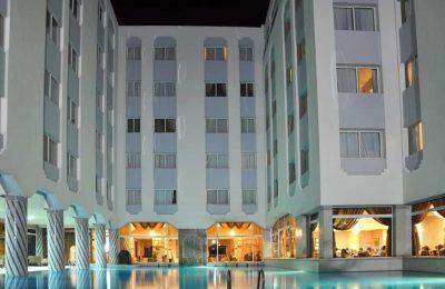 تقرير بالصور عن فندق زلاغ فاس