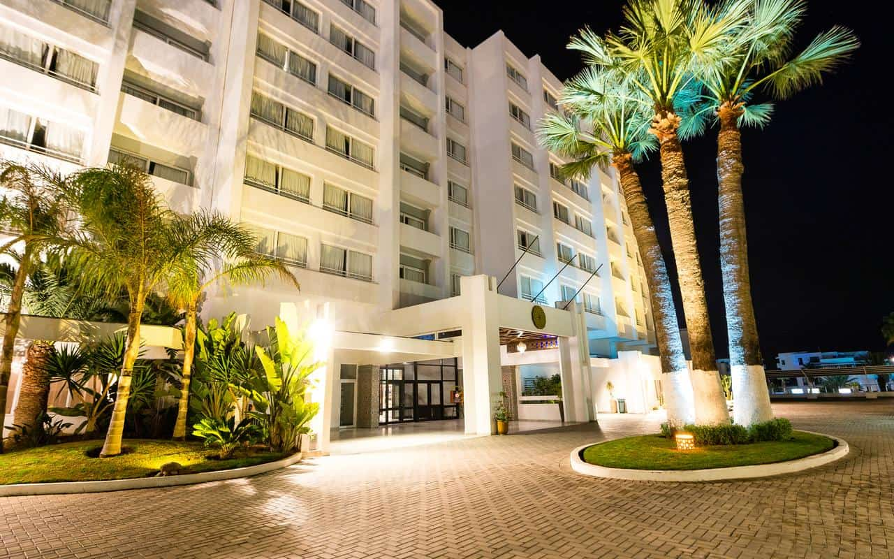 فندق صحراء اغادير