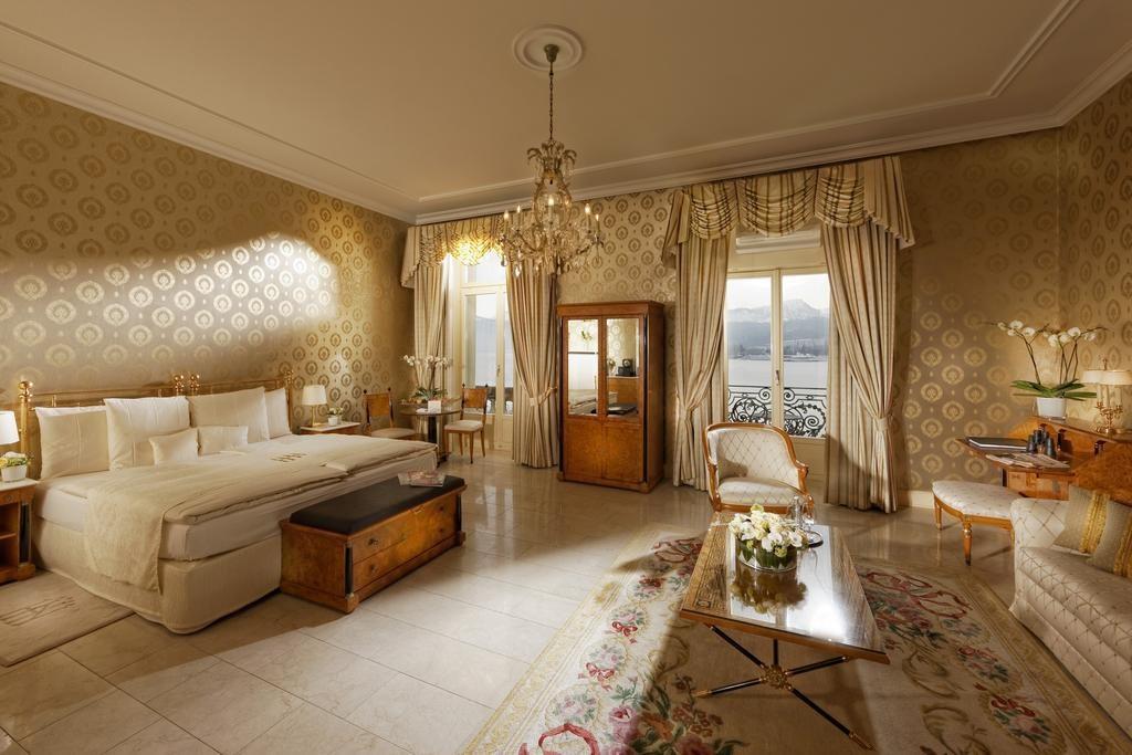 فندق غراند ناسيونال من أقدم فنادق لوزيرن
