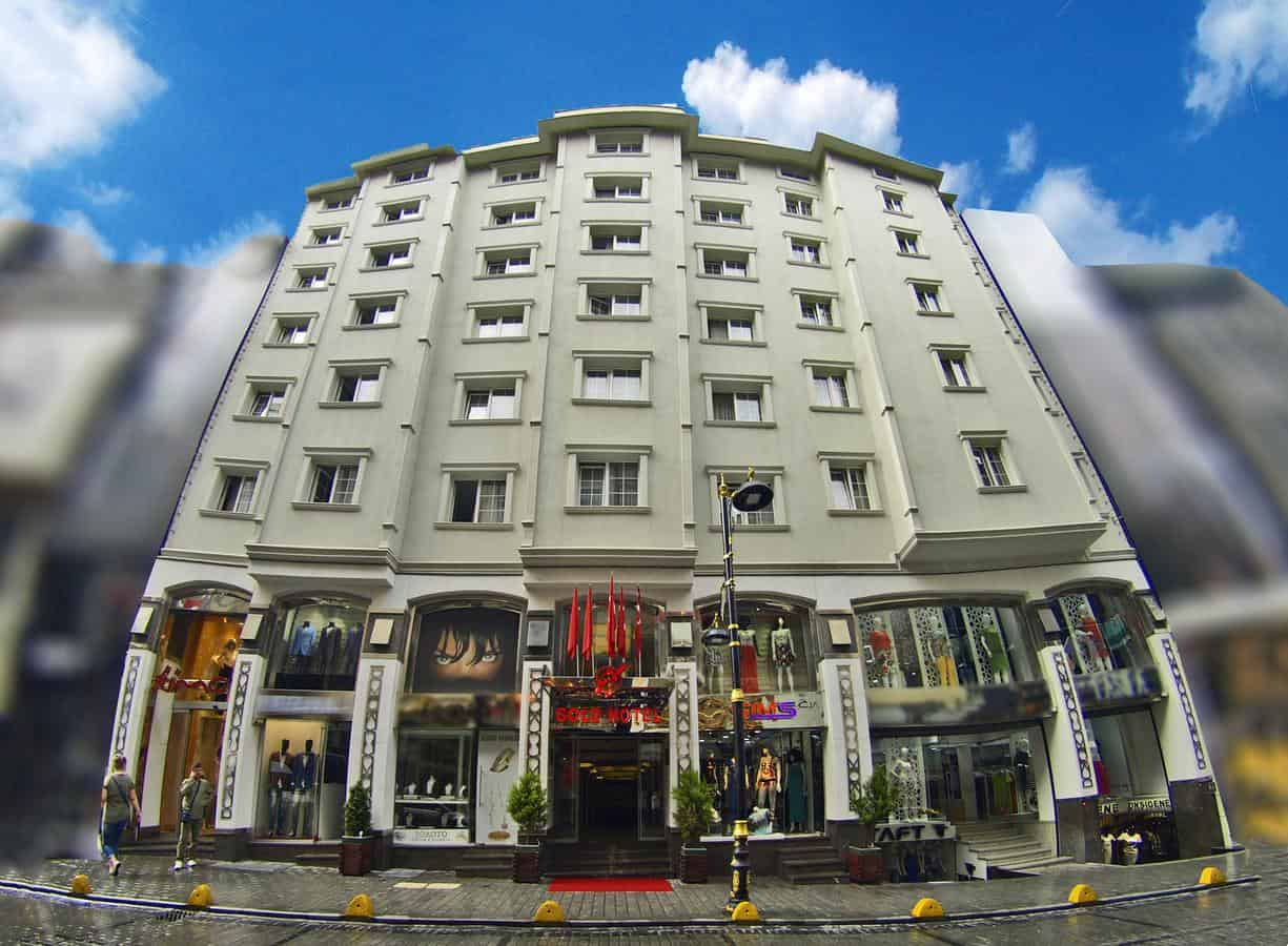 تقرير مميز عن فندق كورال اسطنبول