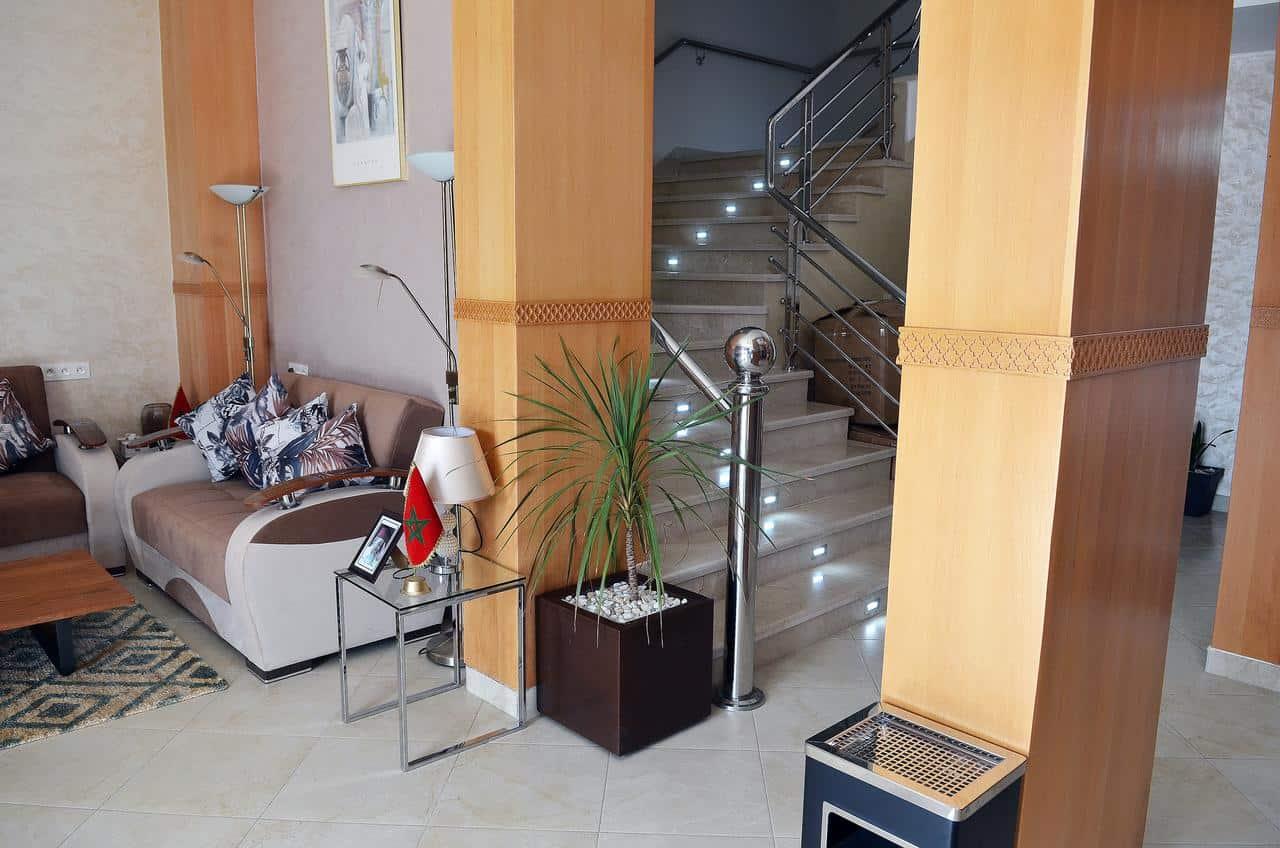 فندق Hotel Elbachir