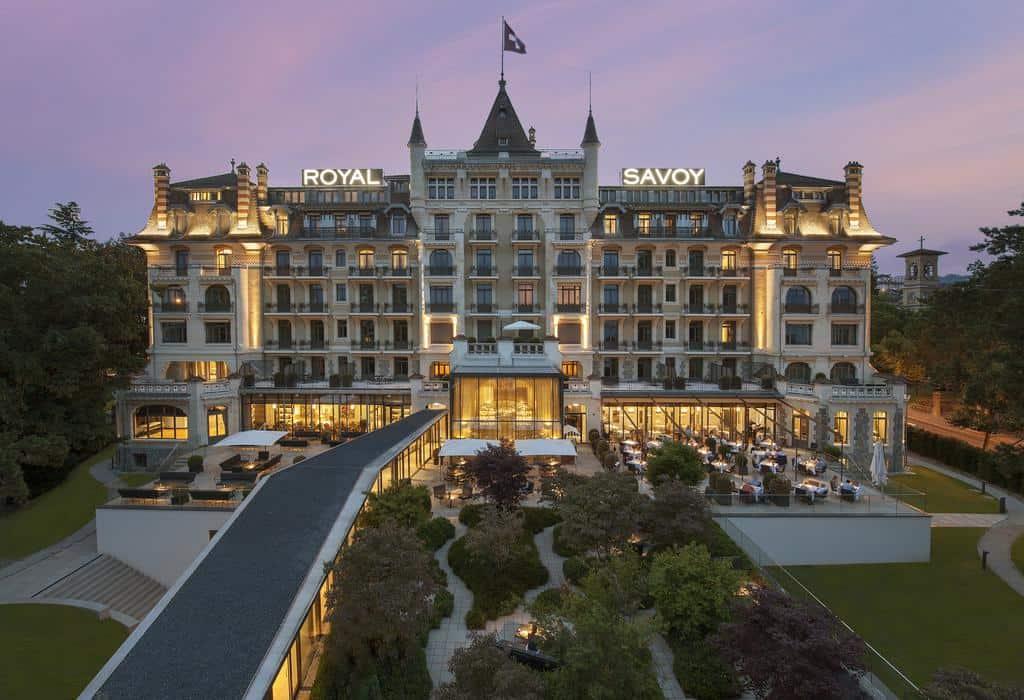 فنادق مدن سويسرا