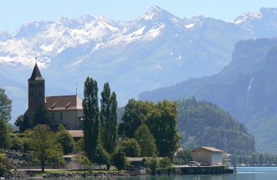 افضل 4 انشطة في بحيرة برينز انترلاكن سويسرا