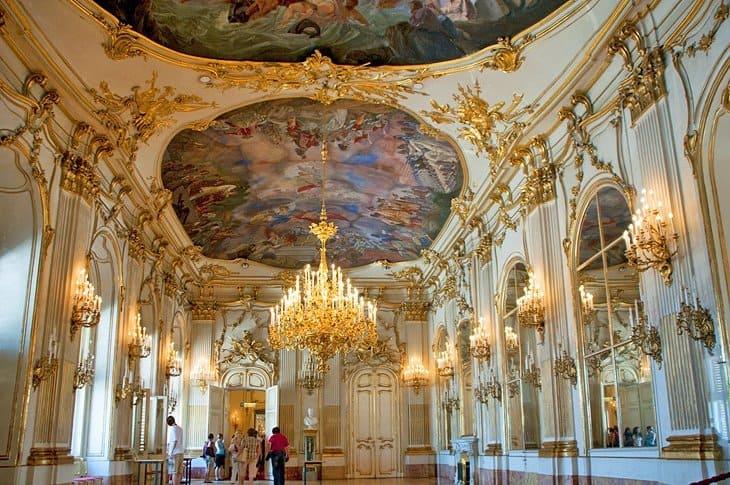 قصر شونبورن في فيينا