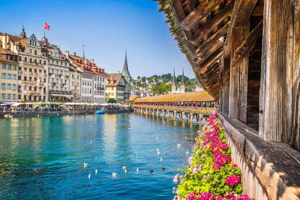 افضل 5 شقق فندقية في لوزيرن سويسرا 2020
