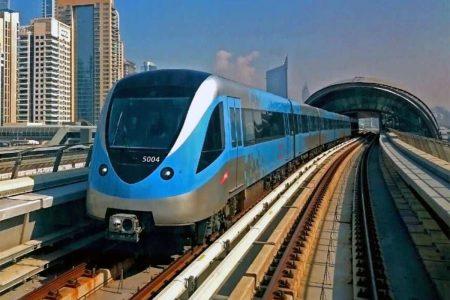 محطات مترو دبي واقرب الاماكن السياحية إليها