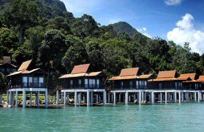 تقرير مميز عن منتجع برجايا لنكاوي في ماليزيا
