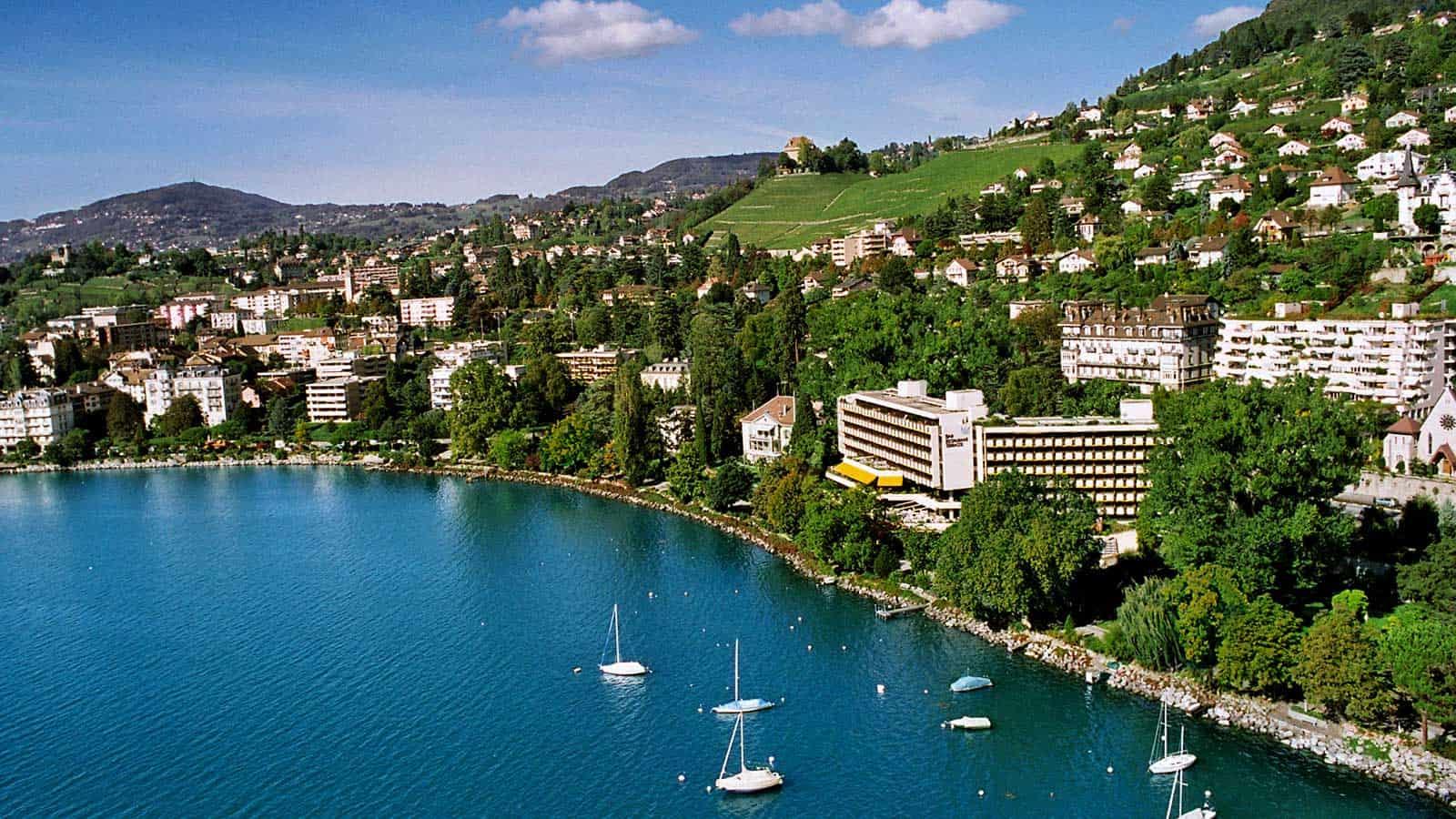 افضل 4 شقق فندقية في مونترو سويسرا ننصح بها 2020