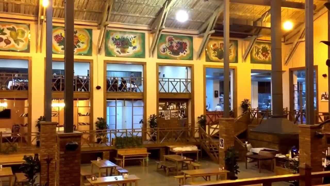 مطعم باساج 145 اذربيجان