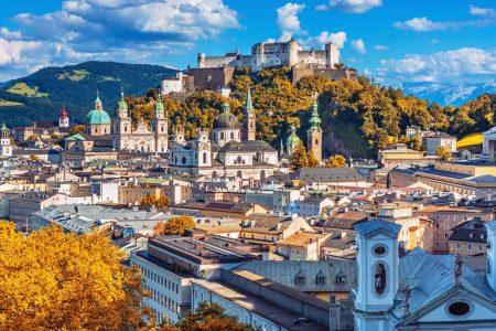 اجمل 10 من الاماكن السياحية في سالزبورغ