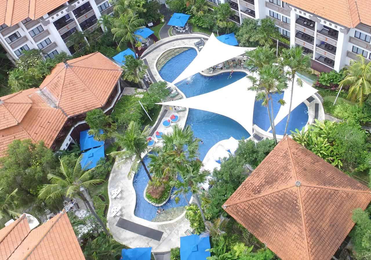 افضل 4 شقق فندقية بالي اندونيسيا موصى بها 2020