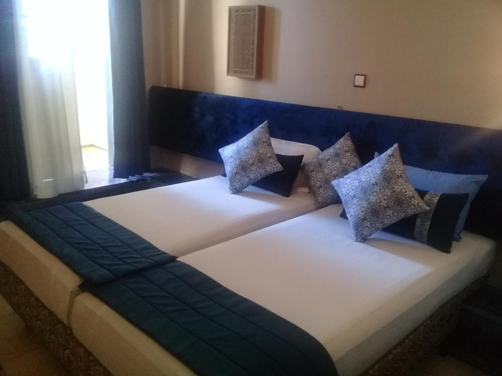 غرفة مميزة لأحد فنادق فاس