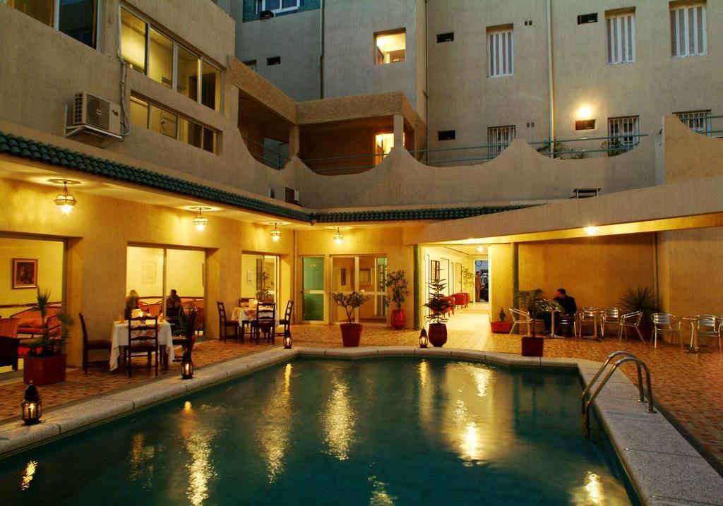 اطلالة رائعة لفندق سبليندد فاس