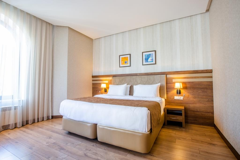 غرفو نوم في فندق سيتي بارك