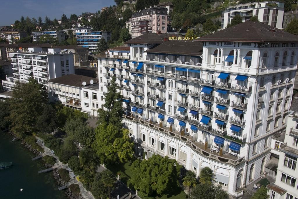 صورة لفندق دو غراند لاك اكسيلسيور