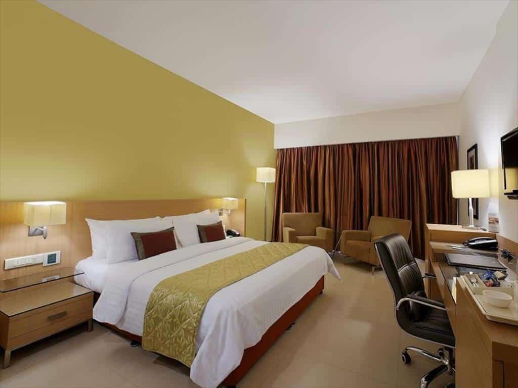 الفنادق القريبة في بنجلور