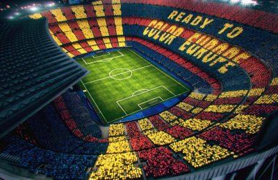 افضل 4 انشطة في ملعب الكامب نو برشلونة اسبانيا