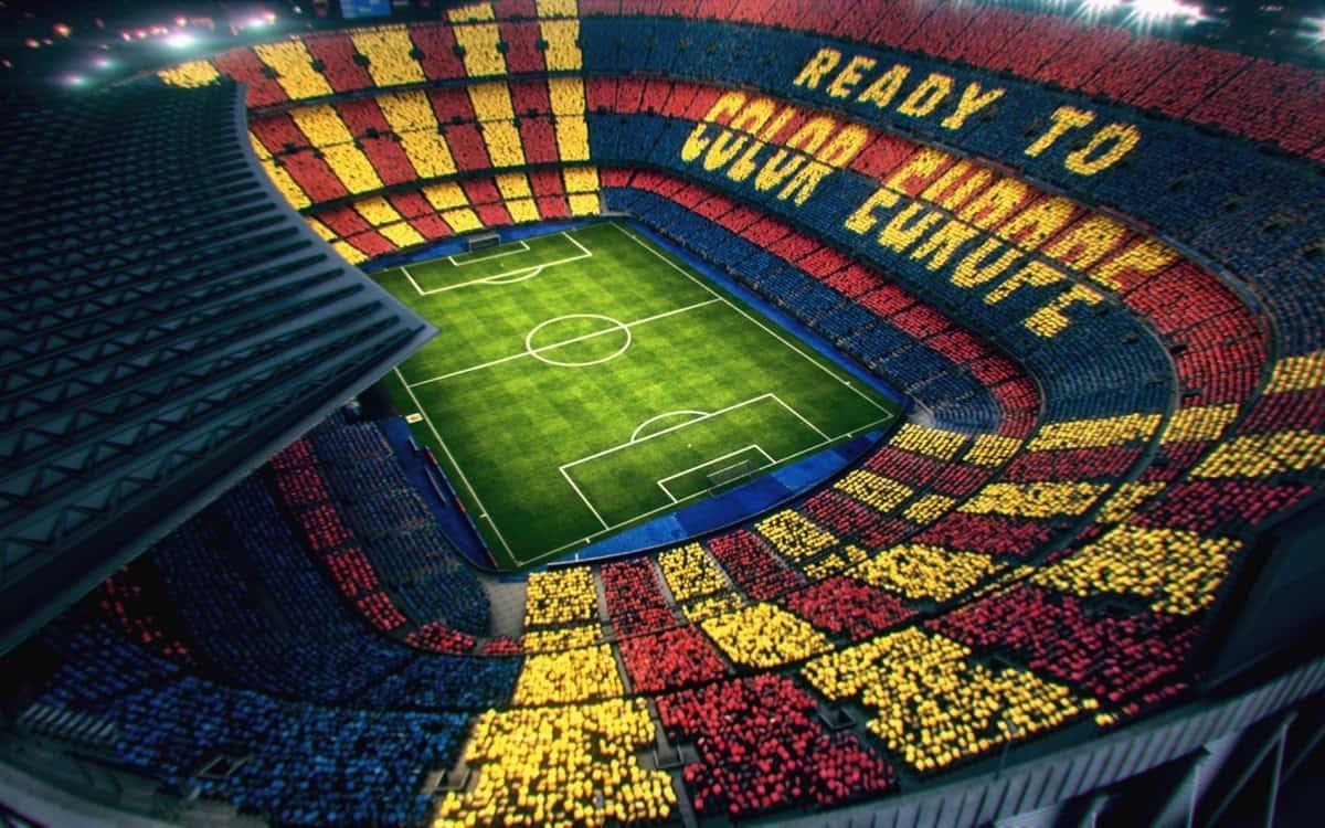 افضل 4 انشطة في ملعب الكامب نو برشلونة اسبانيا   عطلات