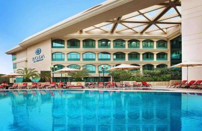 تقرير بالصور عن فندق روضة البستان دبي