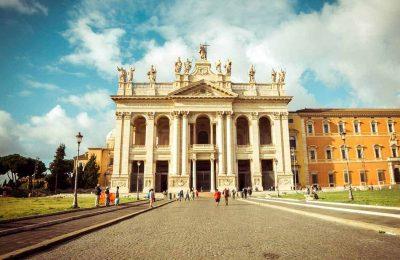 افضل 4 انشطة في كنيسة سان جيوفاني ان لاتيرانو روما ايطاليا