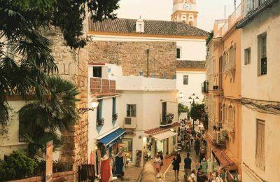 افضل 4 انشطة في البلدة القديمة ماربيا اسبانيا