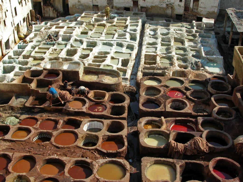 الحياة القروية في متحف البطحاء فاس