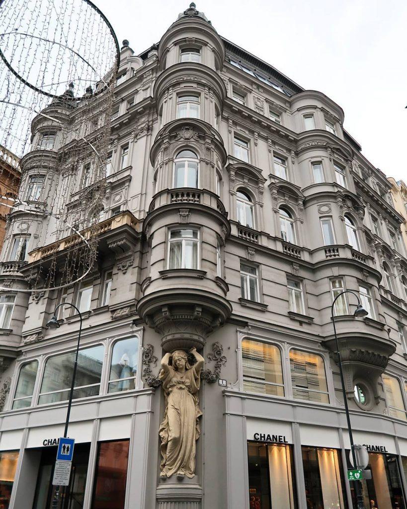 مباني شارع كارنتنر فيينا