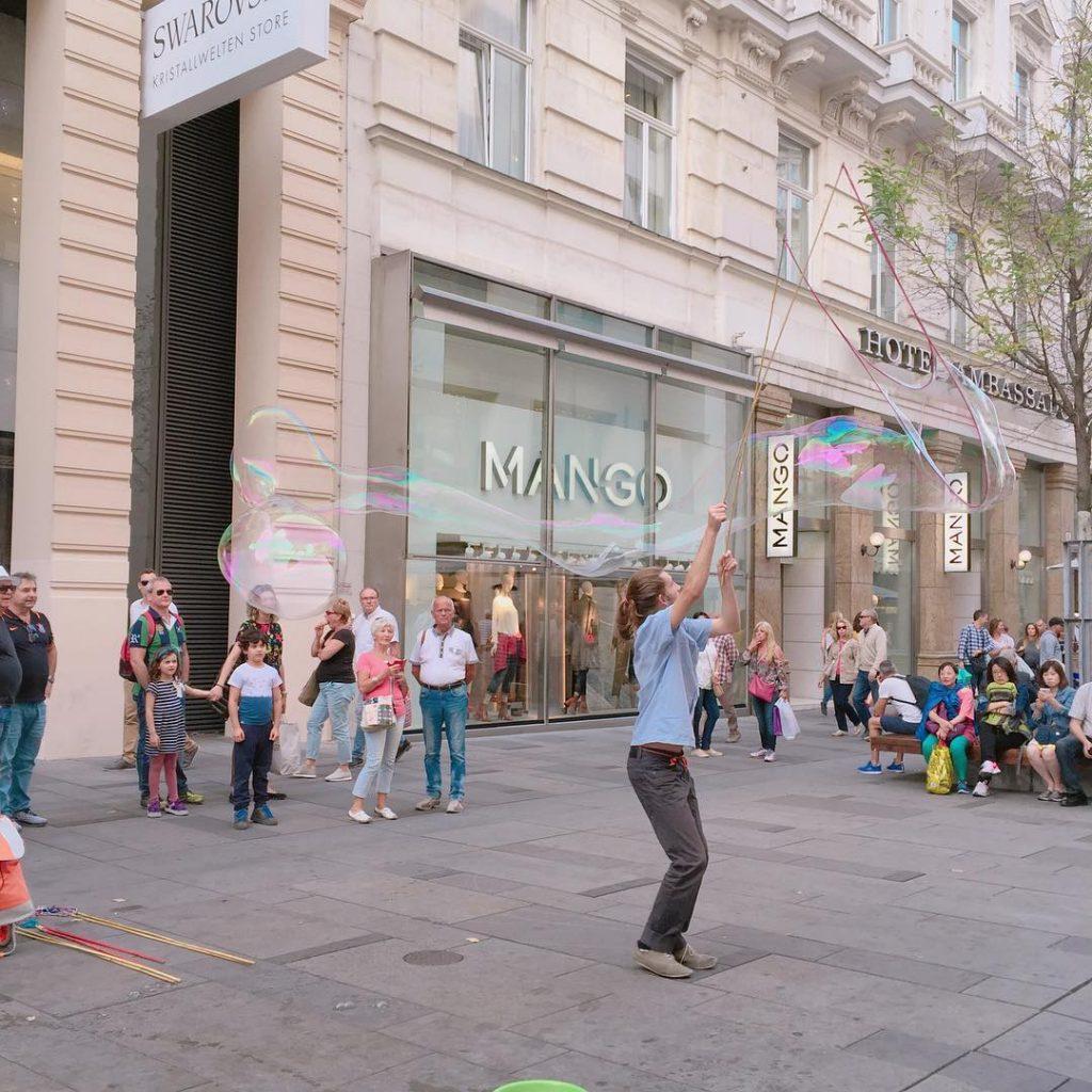 شارع كارنتنر فيينا