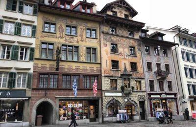 افضل 4 من اماكن التسوق في لوزيرن سويسرا