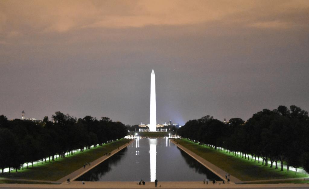 منتزه ناشيونال مول واشنطن