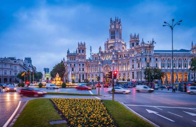 اهم 6 انشطة في بلازا دي سيبيليس مدريد اسبانيا