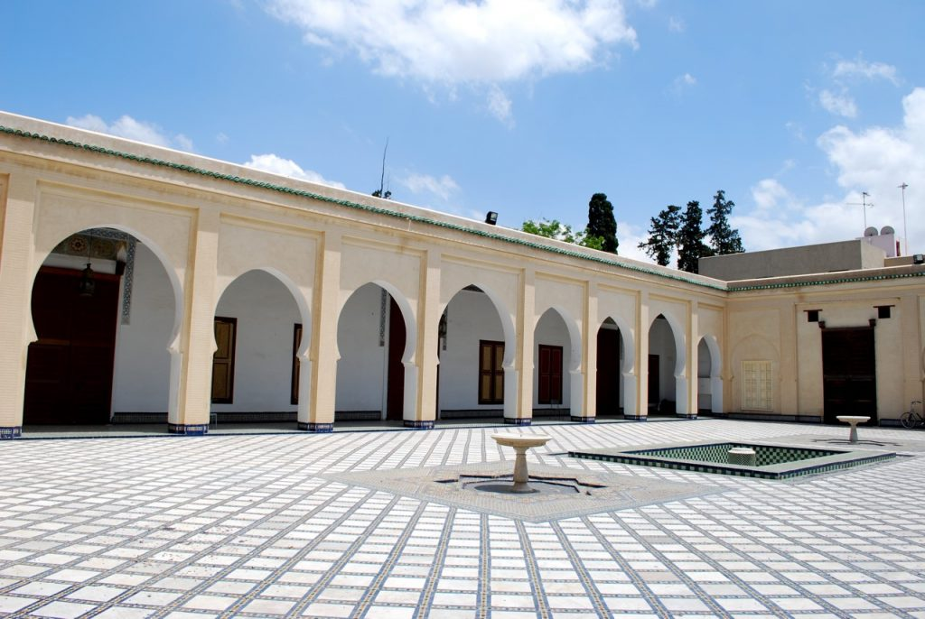 متحف البطحاء فاس