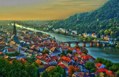 افضل 4 اماكن سياحية في هايدلبرغ المانيا