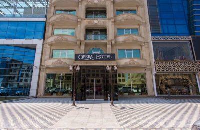 تقرير مفصل عن فندق اوبرا باكو