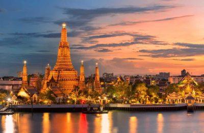 تقرير مفصل عن فندق انتركونتيننتال بانكوك تايلاند