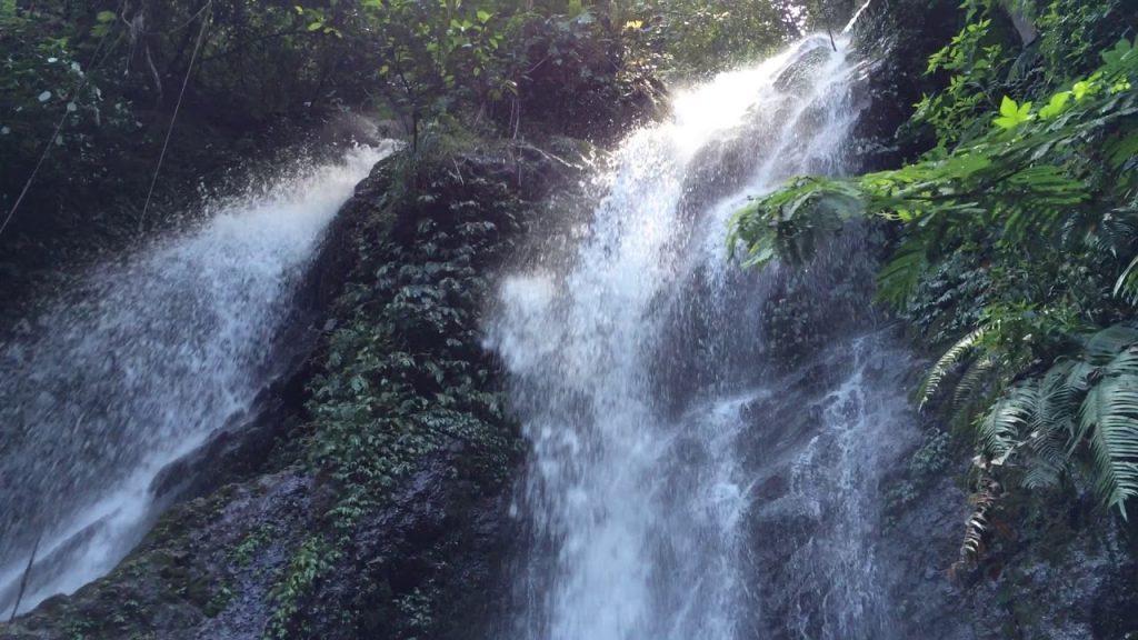 الشلالات السبعة في بونشاك