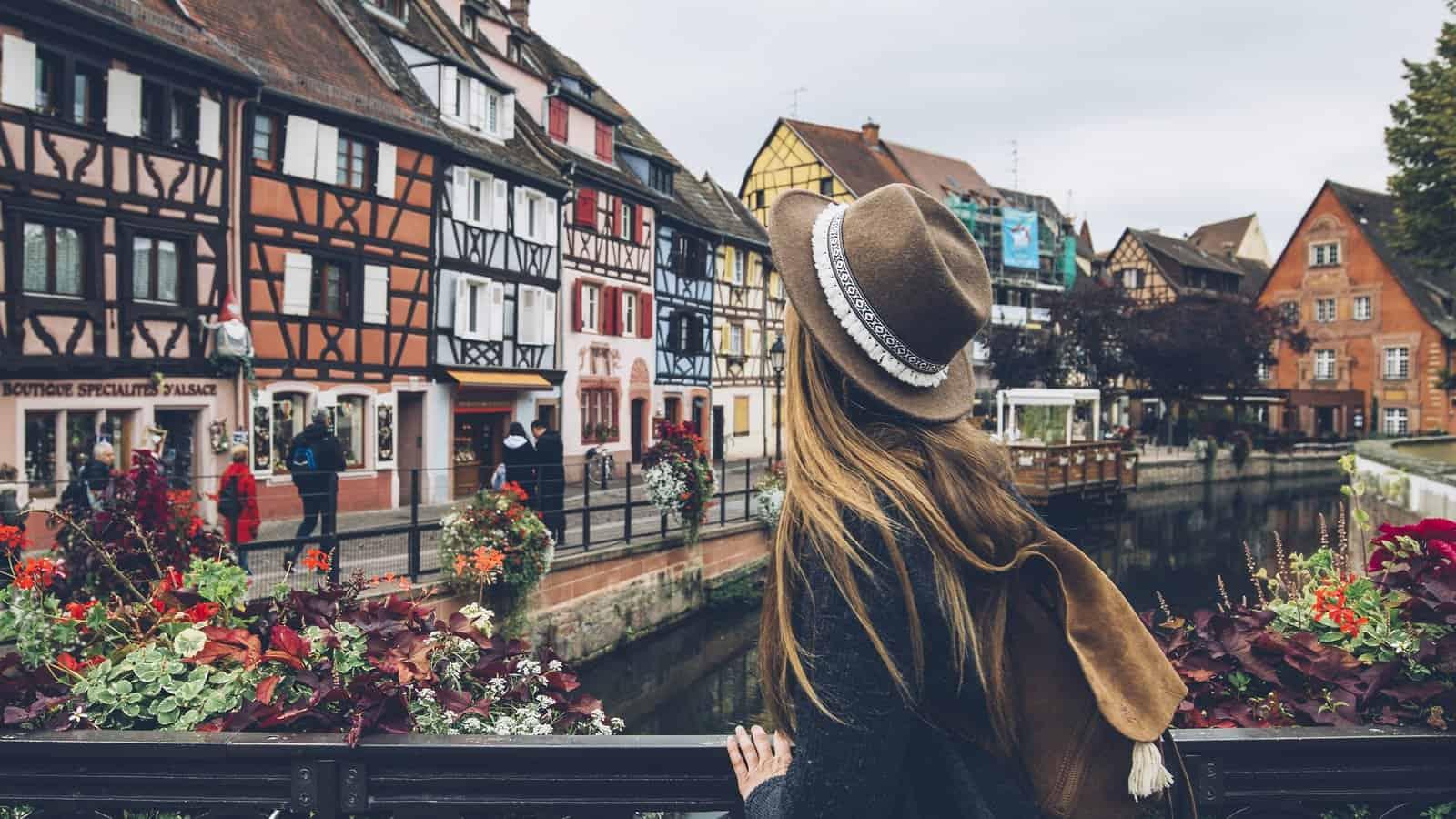 افضل 4 اماكن سياحية في كولمار فرنسا