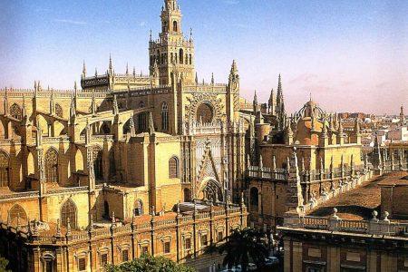 اهم 3 انشطة في كاتدرائية اشبيلية اسبانيا