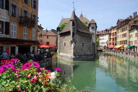 افضل 4 اماكن سياحية في انسي فرنسا