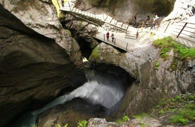 افضل 4 انشطة في شلالات تروميل باخ انترلاكن سويسرا